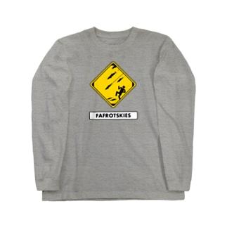 FAFROTSKIES Long sleeve T-shirts