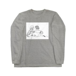 これからのキスに夢中な Long sleeve T-shirts
