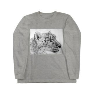 Liebe -愛- Long sleeve T-shirts