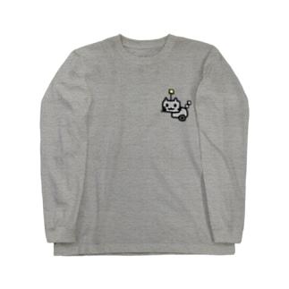 ネコロボ Long Sleeve T-Shirt