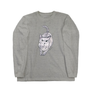 simbacat Long sleeve T-shirts