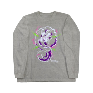 SAABO_Creatures_S_P Long sleeve T-shirts
