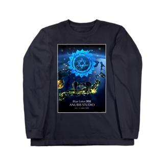 Blue Lotus 369 魂の解放 ロングスリーブTシャツ