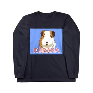 KURARAちゃん ロングスリーブTシャツ