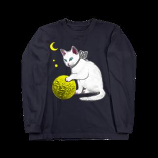 ボール遊び ロングスリーブTシャツ