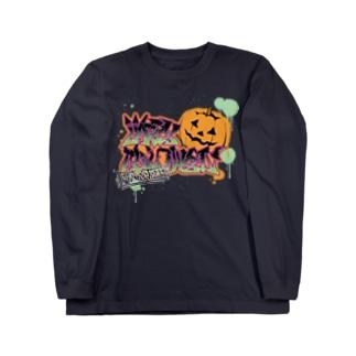 ハロウィングラフィティ ロングスリーブTシャツ