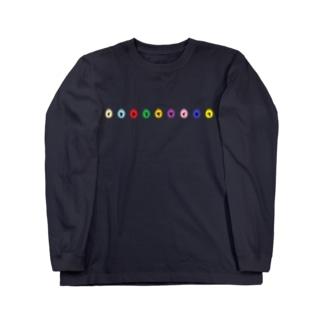 雫 ロングスリーブTシャツ