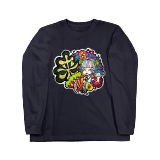 ララ☆コレ(来) ロングスリーブTシャツ