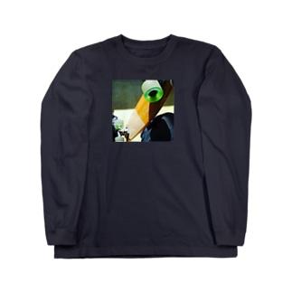 GLOBE Blazer ロングスリーブTシャツ