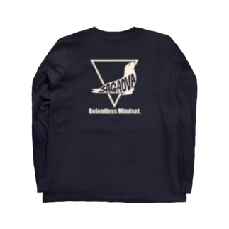 Slogan  Long sleeve T-shirts