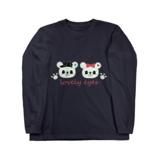 lovely eyes  Long sleeve T-shirts