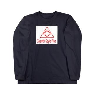 GSPサードアイ Long sleeve T-shirts