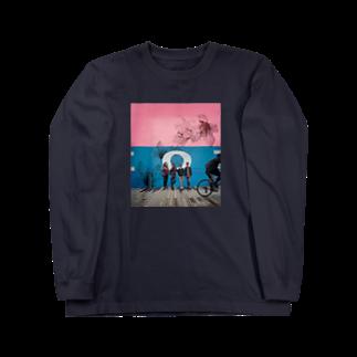 OKダイレクト powered by SUZURIのTNSPピクチャー Long sleeve T-shirts