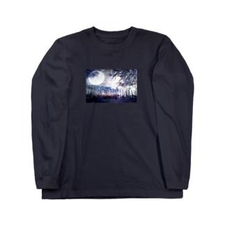 幻想的風景1 Long sleeve T-shirts