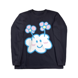 もこちゃん Long sleeve T-shirts