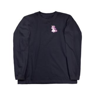 ブチコ Long sleeve T-shirts