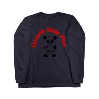 GSP+PANDA Long sleeve T-shirts