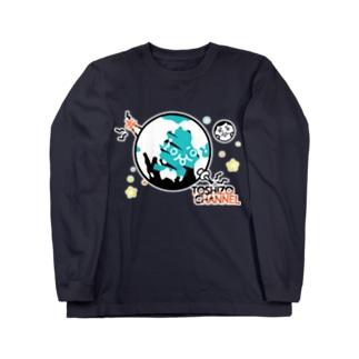 トシゾー(Earth) Long sleeve T-shirts