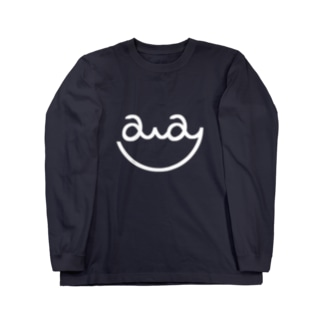 away-white Long sleeve T-shirts