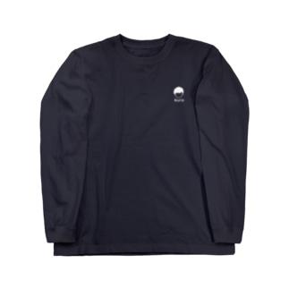 kuro 白 Long sleeve T-shirts