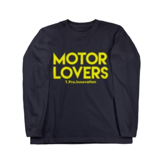 MOTOR LOVERS  Long sleeve T-shirts