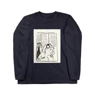 pulp fiction  Long sleeve T-shirts