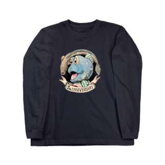 ガタゴロウ5周年記念 Long sleeve T-shirts