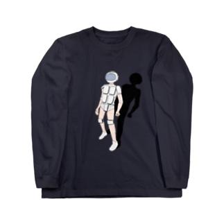 パットマン2 Long sleeve T-shirts