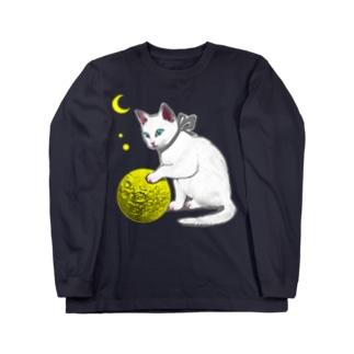 ボール遊び Long sleeve T-shirts