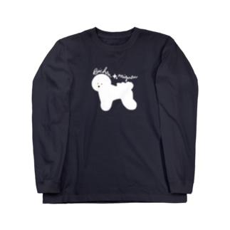 Bichon☆mignon Long sleeve T-shirts