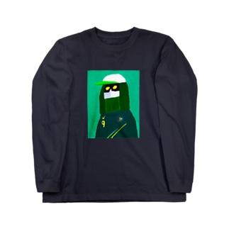 サイボーグ Long sleeve T-shirts