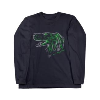 I am a dog person / vol.2 Long sleeve T-shirts