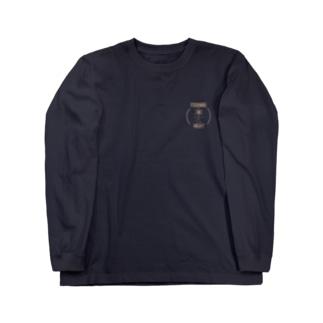 モーニング×ナイト Long sleeve T-shirts