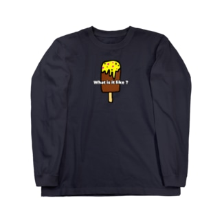 Ice Long sleeve T-shirts