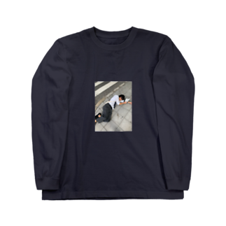 8uuu8のykmsの人 Long sleeve T-shirts