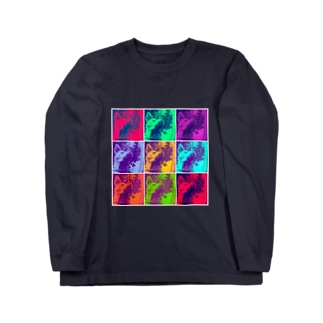 SAIGO-KEN Long sleeve T-shirts