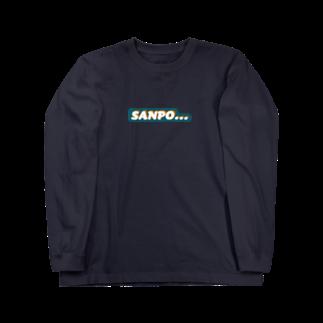 SANPOのSANPO... Long sleeve T-shirts