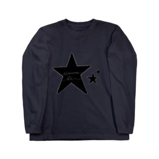 僕だけの星。 Long sleeve T-shirts