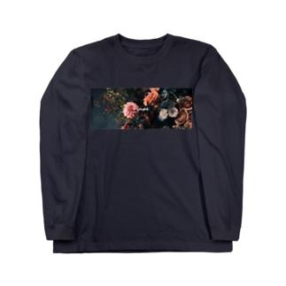 生活に華を Long sleeve T-shirts