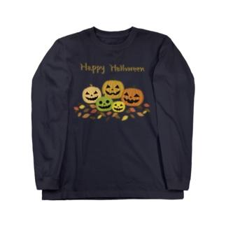 Halloween2019_1 Long sleeve T-shirts