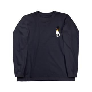 キングさん Long sleeve T-shirts