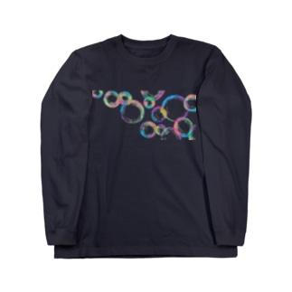 虹の和T Long sleeve T-shirts