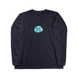 人生クソゲーちゃん Long sleeve T-shirts