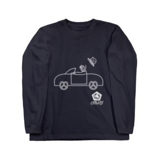 Brezel fahren!!! Long sleeve T-shirts