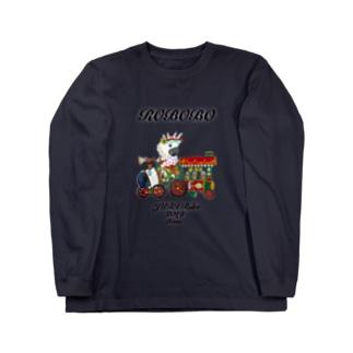 ROBOBO ジュリロボ Long sleeve T-shirts