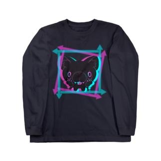 ぱんでみっくちゃん:ロンT Long sleeve T-shirts