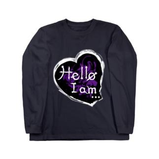 SNS-BL Long sleeve T-shirts