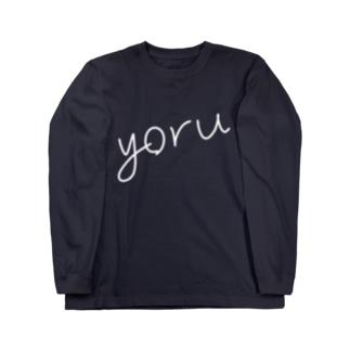 yoru Long sleeve T-shirts