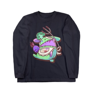 RABBIT_COOK Long sleeve T-shirts