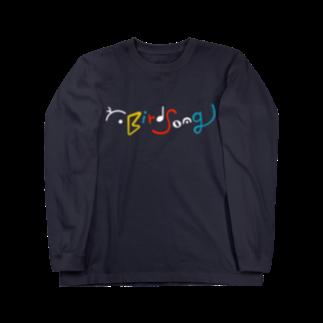 ReeyaのBirdsong Long sleeve T-shirts